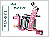 4AS019Pink, Diau An Mini Red Rose Pink THUMBNAIL