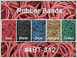 4BT310 Rubber Bands THUMBNAIL