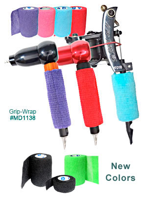 MD1138, MD1139 Grip-Wrap 3-Inch