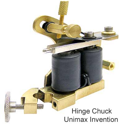 Hinge Chuck Tattoo Machine
