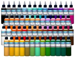 set of 54 colors