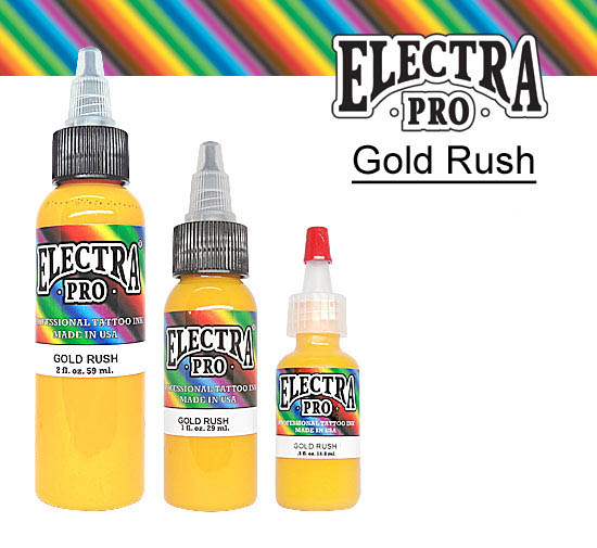Electra-Pro Gold Rush