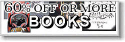 BOOKS 60% OFF (or More)
