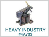 4A703 Heavy Industry Tattoo Machine_THUMBNAIL