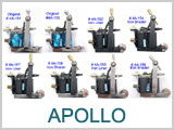 Apollo Tattoo Machines THUMBNAIL