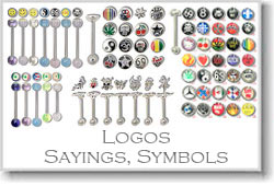 Logos, Sayings, Symbols