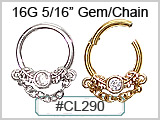 CL290 16G Dangling Chain Clicker THUMBNAIL