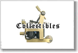 Collector Tattoo Machines