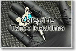 Tattoo Machine Collectibles