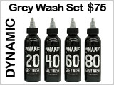 Dynamic Grey Wash Set THUMBNAIL
