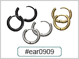 EAR0909, Clicker 10G-Look THUMBNAIL
