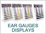 DISP3150, Ear Gauges Display THUMBNAIL