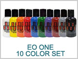 EO One 10 Major Color Set