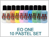 EO One 10 Pastel Set