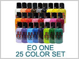 EO One 25 Major Color Set