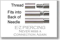 EZ Piecing Step-Down Threading