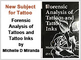 Forensic Analysis Tattoos and Tattoo Ink