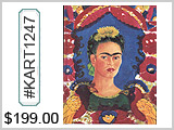 KART1247, Frida Kahlo: The Forest of Images Exhibition_THUMBNAIL