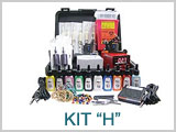 "Tattoo Kit ""H"""