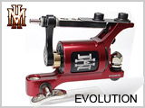 HM2-Evolution Tattoo Machine