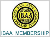 IBAA Internation Body Arts Association THUMBNAIL