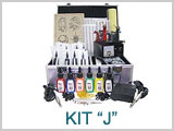 "Tattoo Kit ""J"""