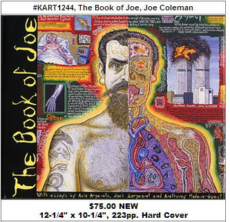 KART1244, The Book of Joe Coleman
