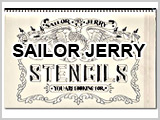 Sailor Jerry Stencil Catalog THUMBNAIL