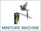 Tattoo Machine, Miniature # 4a199_THUMBNAIL