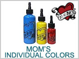 Mom's Ink, Individual Bottles