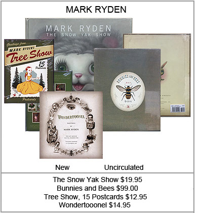 Mark Ryden Set of 2 Books