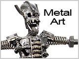 MA1201 Metal Sculpture THUMBNAIL