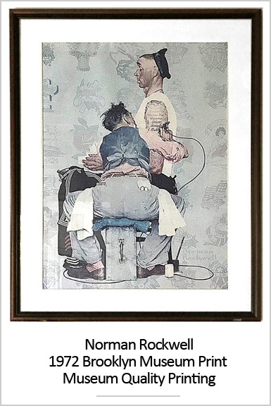 Norman Rockwell Poster MAIN