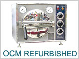 Sterilizer Ocm Refurbished Steam Autoclave