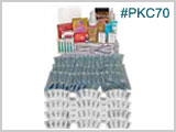 #PKC70 Safe Piercing Kit with Dermals THUMBNAIL