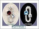 SV4681 Insert Top down All Gems