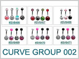 Curve Groups 002