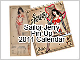 Sailor Jerry PIN-UP Calendar THUMBNAIL