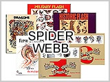Spider Webb Set of 6 Books THUMBNAIL