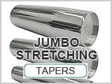 Tapers Jumbo Insertion Stretching THUMBNAIL