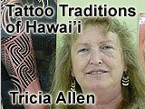 Tattoo Traditions of Hawai'i by Tricia Allen THUMBNAIL