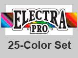 Electra-Pro 25 Color Set_THUMBNAIL