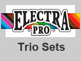 Electra-Pro Trios Sets of 3 THUMBNAIL