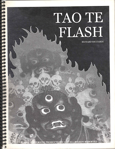 Tao Te Flash Richard Ricciardi_MAIN