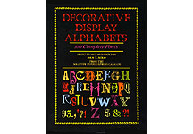 100 Decorative Diplsay  Alphabet  Complete Fonts