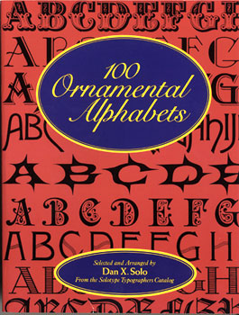 100 Ornamental Alphabets MAIN