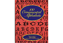 100 Ornamental Alphabets THUMBNAIL