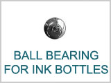 Ball Bearings for Ink Bottles