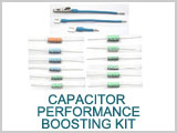 # Cap24 Capacitor Performance Boosting Kit<Br>New Approach to Machine Tuning.