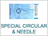Special Circulars with Needle